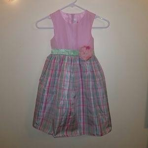 Pink Formal Spring Dress